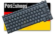 QWERTZ Tastatur Toshiba Satellite A40 A45 A50 A55 A60 A65 Series DE Neu