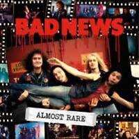 ALMOST RARE  by BAD NEWS  Vinyl LP  BOBV673LP