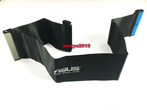 Genuine Asus 42cm Ultra ATA 33/100/133 Dual IDE 40-Pin 80-Wire HardDrive Cable