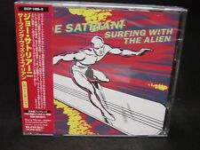 JOE SATRIANI Surfing With The Alien - LEGACY EDITION JAPAN CD + DVD G3 Greg Kihn