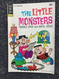 Gold Key Comics The Little Monsters 'Orrible Orvie  Awful Annie No. 21 June 1973
