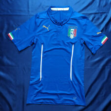 Authentic Italy Home Jersey Puma ACTV Player Version Brand New