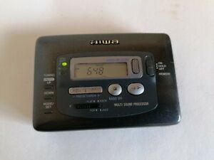 Vintage Aiwa RX748 Stereo Radio Cassette Player