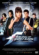 The King of Fighters DVD ( Maggie Q )( English Language )