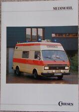 Prospekt VW Transporter LT 31 Medimobil