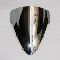 Silver Screen Windshield For Honda  2001-2007 CBR600 F4i Motorcycle 2005 2004