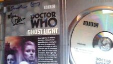 More details for  dr who ghost light - insert signed autograph  by marc platt and andrew cartmel