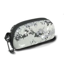 Portable Molle Sunglasses Glasses Carry Case Military Eyewear Bag Outdoor Pouch