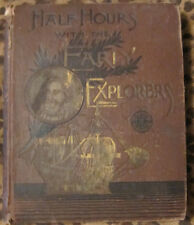 VINTAGE HALF HOURS WITH THE EARLY EXPLORERS HB BOOK