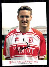 Oliver Schmidt Jahn Ratisbonne 2002/03 TOP AK + + A 72344