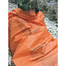 BCB Printed Survival Bag Emergency Shelter w/survival instructions NATO approved