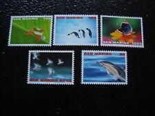 san marino - 5 sellos n - stamp san marino (D)