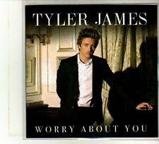 (DU233) Tyler James, Worry About You - 2013 DJ CD