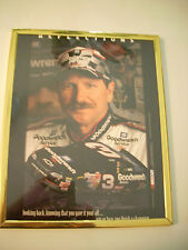 Dale Earnhardt #3 Reflections 8 x 10 Picture Chevy Monte Carlo NASCAR