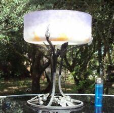 Coupe à fruits de décoration Art déco en verre