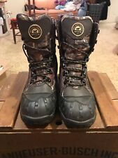 Pre-Owned Red Wing Shoes Irish Setter Hunt Boots Size 10 Camouflage Hunting Boot