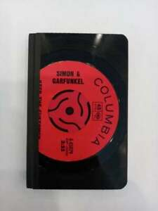 Vinyl Record Small Notebook (Simon and Garfunkel) (vnb003)