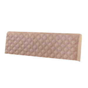 Sofa Bed Upholstered Headboard Filled Triangular Wedge Cushion Bed Backrest