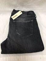 Women's Diesel Grupee Super Slim-Skinny Low Waist grey jeans Size W27 L32 11A