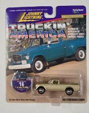 Johnny Lightning Truckin America 60s Studebaker Champ  71