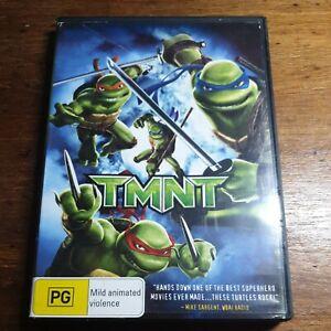 TMNT DVD R4 Like New! FREE POST
