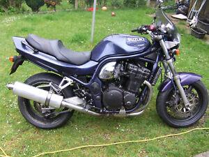 SUZUKI GSF1200 BANDIT MK1 1997 BLUE GSF 1200 BANDIT