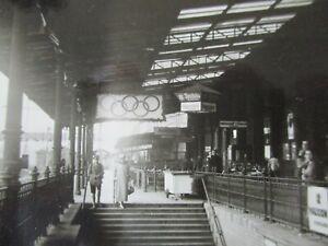 Lot Fotos 1936 Eisenbahn Bahnhof Regensburg Schellenberg Hof Leipzig Olympia Lok