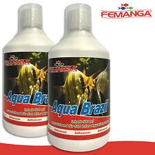 Femanga 2 x 500 ml Aqua Brazil Wasserenthärter
