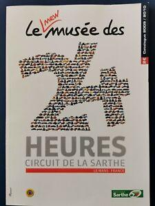 Le Musee DES 24 Heures Circuit De La Sarthe Le Mans