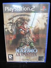 Maximo vs Army of Zin playstation 2.