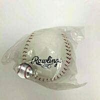 Rawlings Official Tampa Bay Rays MLB Game Baseball For Autographs NEW