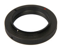 T2 T MOUNT Lens Ring Adapter for Canon EOS T5i T4i T3i T2i 50D 60D 70D 6D 7D 5D