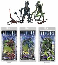"NECA ALIENS Series 10 SET 3x MANTIS GORILLA QUEEN FACEHUGGER 9"" Figures Alien"