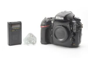 Nikon D800 36.3MP Digital SLR DSLR Camera (Body Only) - Black **286,646 shots**