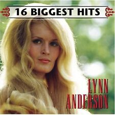 16 Biggest Hits - Lynn Anderson (2006, CD NEU)