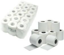 White Toilet Paper Bulk Toilet Roll Pack 200 Sheet Pack of 36 Tissue Roll JOBLOT