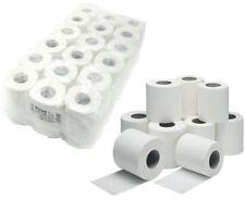 BIANCO Carta Igienica WC BULK ROLL Pacco 200 Fogli confezione di 36 tessuto ROLL Joblot