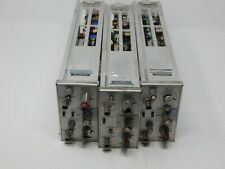 Tektronix Dual Trace Amplifier Lot of 3 Two 7A26 & One 7A24 For Parts R20064