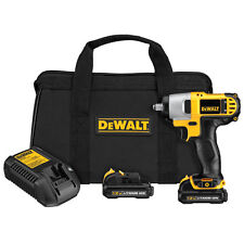 "Dewalt DCF813S2 12V Li-Ion 3/8"" Impact Wrench Kit"