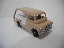 Lesney Matchbox No. 29A Bedford Milk Delivery Van RESTORED/MODIFIED BPW