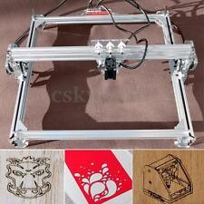 3000MW Laser Engraving Engraver Cutting Machine Logo Printer DIY Kit 50x65cm