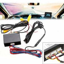 Intelligent Control Two Channel Car Camera Video Switch Connect Front or Rear