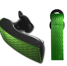 Jawbone Prime Bluetooth Headset Ear Candy Edition (Drop Me a Lime Green)