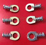 John Deere Panel Clips Set of 6 425 445 455 Side Panel & Grille Clip Retainers