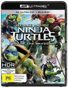 Teenage Mutant Ninja Turtles - Out Of The Shadows UHD