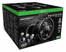 Thrustmaster TX Racing Wheel Leather Edition (Xbox One/PC) Includes T3PA Pedals