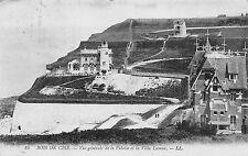 France Bois de Cise - Vue generale de la Falaise et la Villa Lumen 1914
