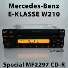 Original Mercedes Special MF2297 Cd-R W210 Radio E-Class S210 V210 CD Car Radio