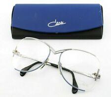 Cazal Glasses 221-311 Vintage Eye Frame Rhinestones 80s West Germany Butterfly
