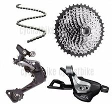 Shimano SLX M7000 11Speed 4Pcs 11/42T I-Spec II Upgrade Mini Kit groupset New